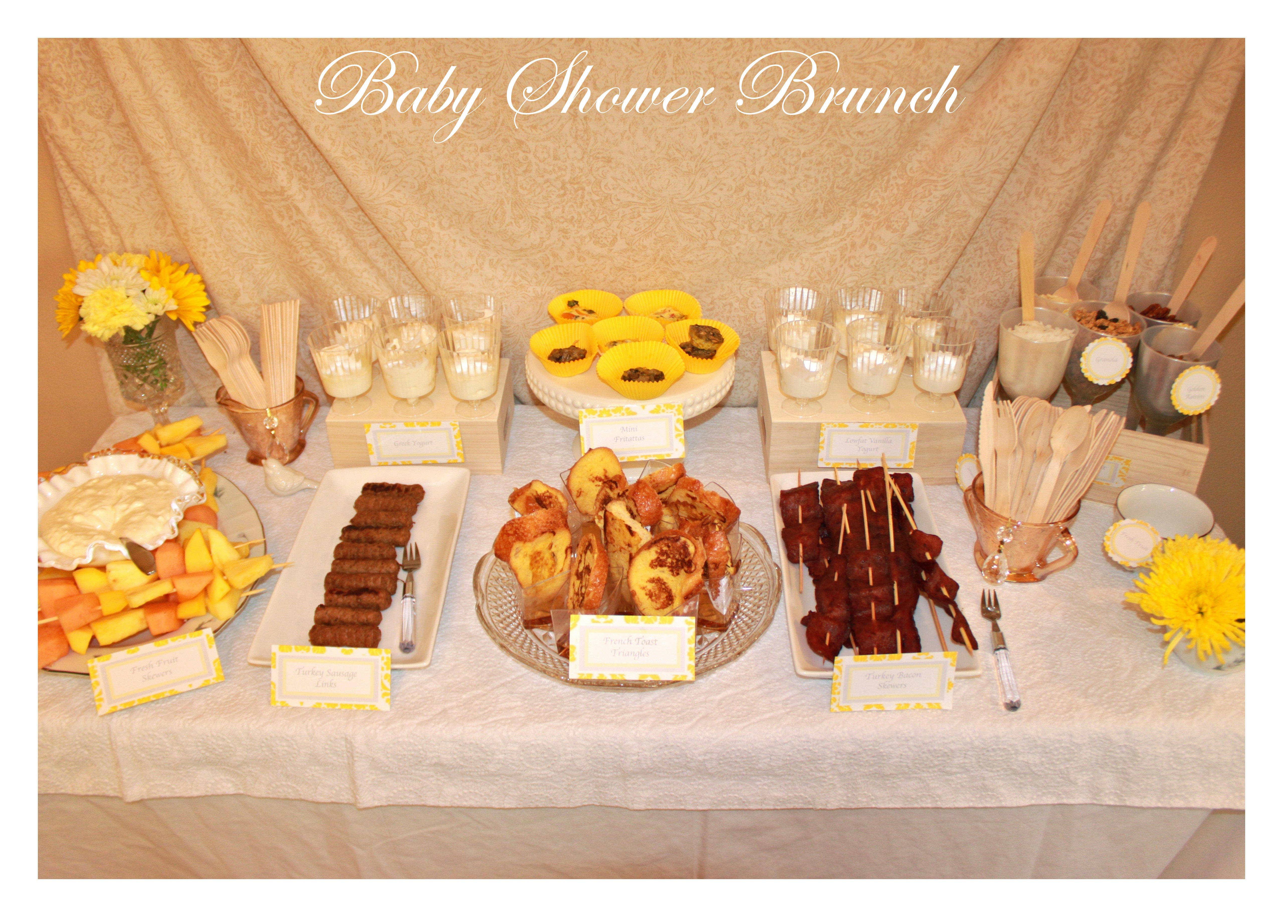 baby showers posh little designs