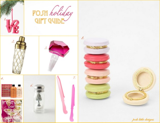 Posh Holiday Gift Guide