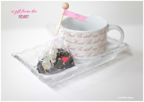 u are my rock - valentine's diy PLD