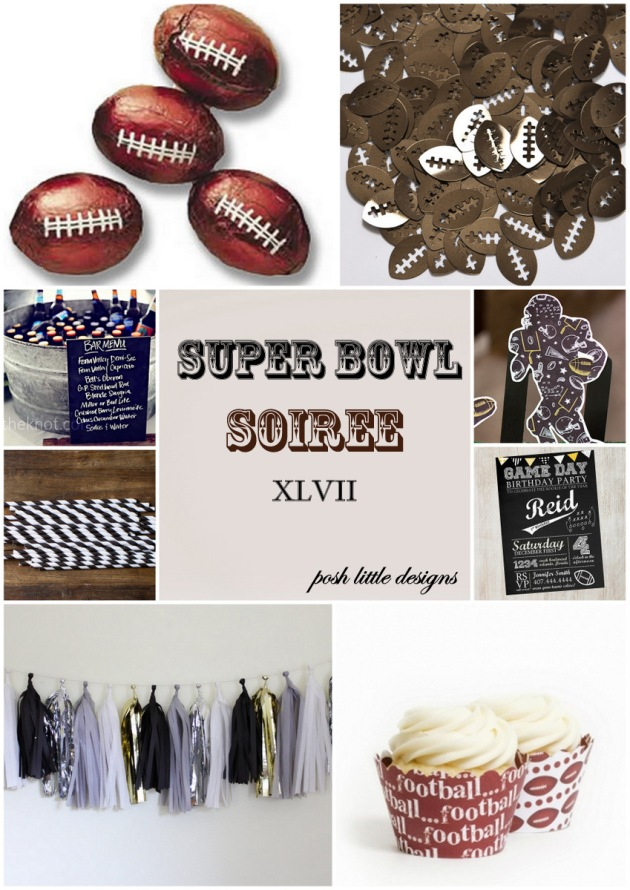 super bowl inspiration