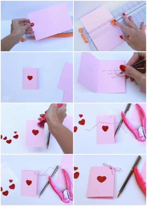 hand-made card