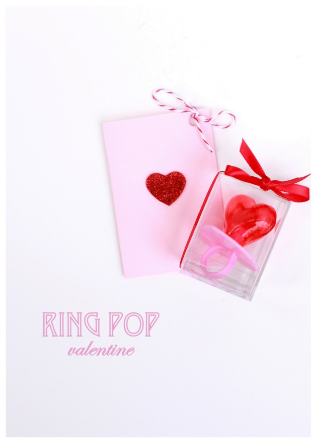 ring pop valentine