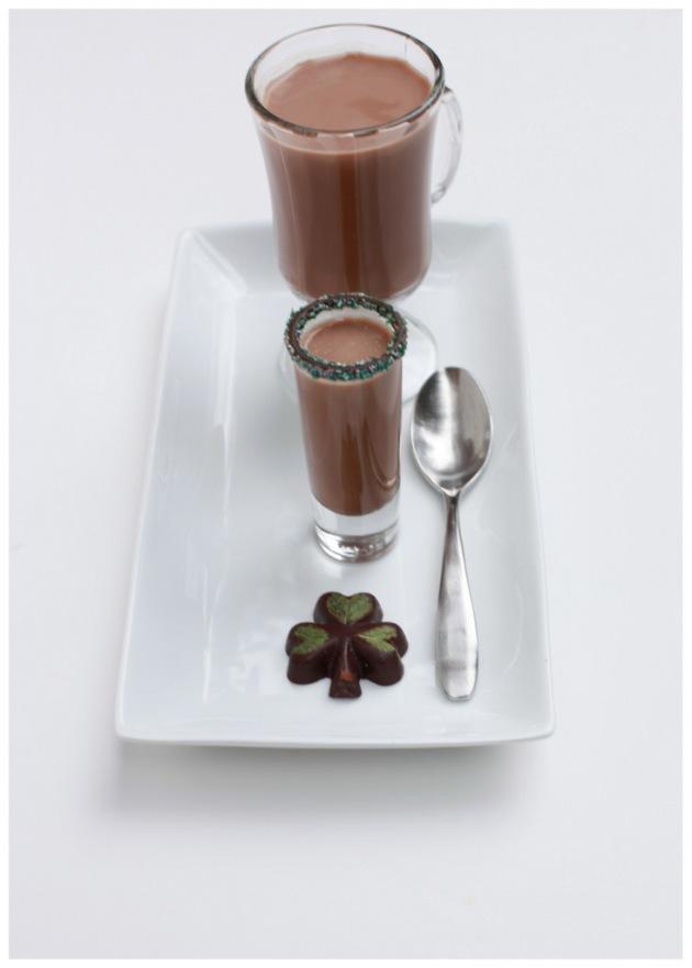 Vegan Peppermint Hot Cocoa