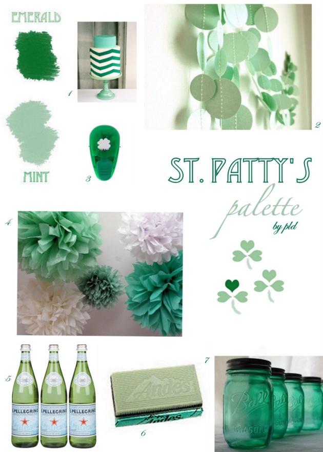 Emerald & Mint
