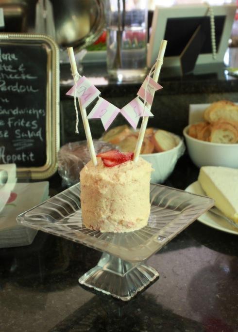individual bday cake