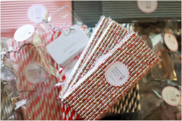 Paper Straws - Posh Little Designs