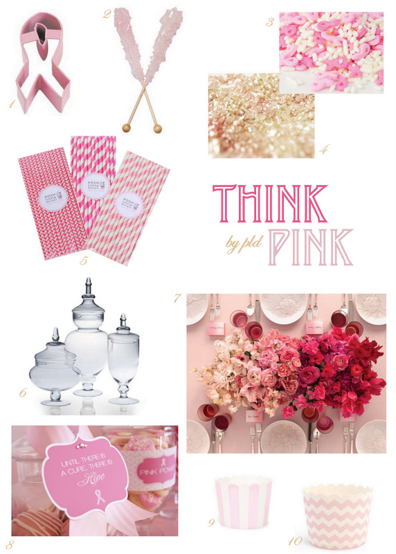 Think Pink! - Breast Cancer Awareness Inspiration by PLD