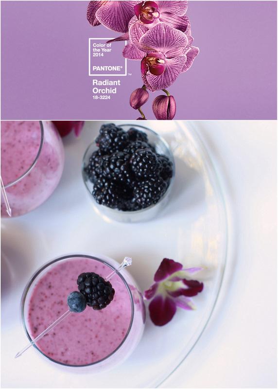 Pantone Fruit Smoothie - PLD
