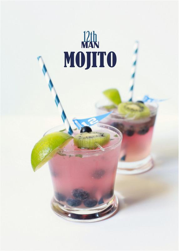 12th Man Mojito - by PLD