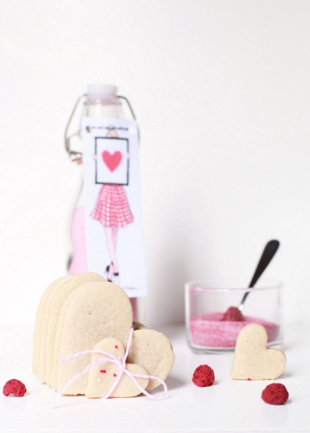 Berry-Infused-Sugar-Cookies | Posh Little Designs