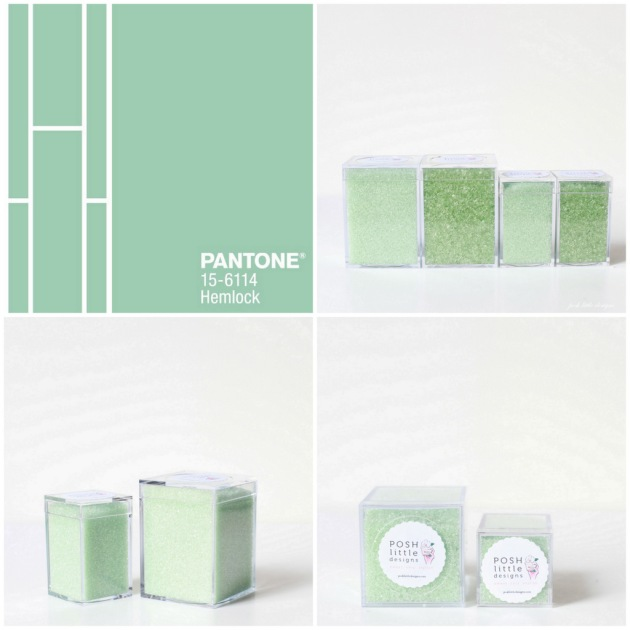Hemlock Green - Sprinkles | Posh Little Designs