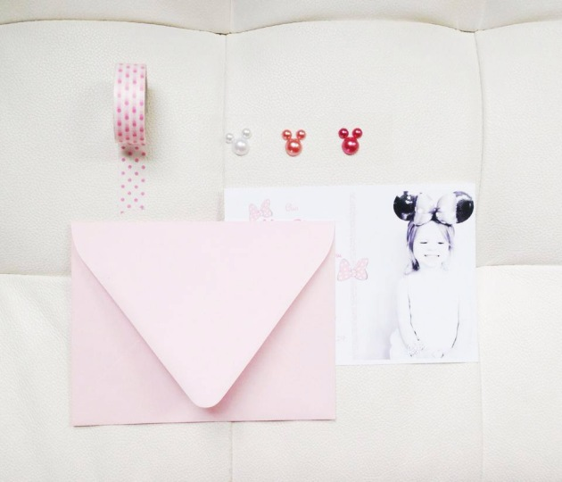 Minnie Invite - IG   Posh Little Designs