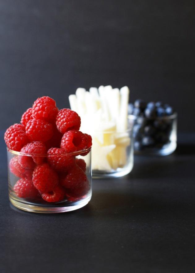 Red White & Blueberries | Posh Little Designs