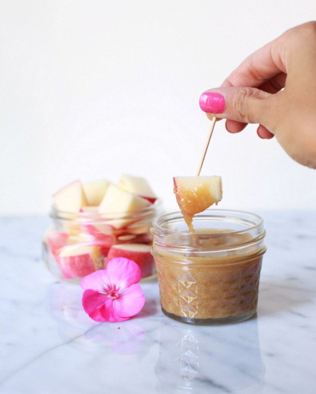 Caramel Apple Bites | Posh Little Designs