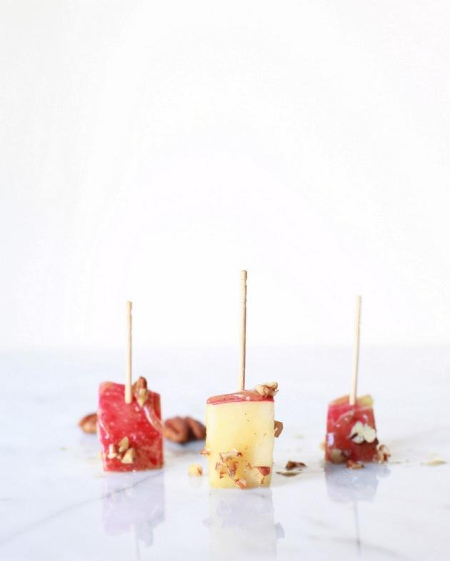 Caramel Apple Bites | Posh Little Designs