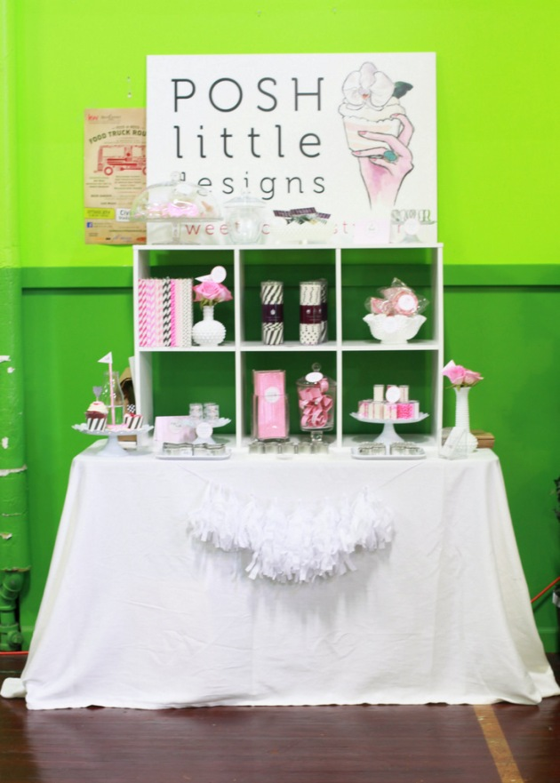 Breast Cancer Awareness Event |Posh Little Designs