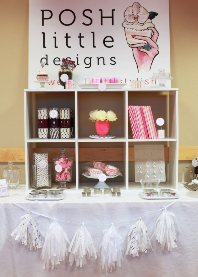 Annual Mammogram Party | Posh Little Designs