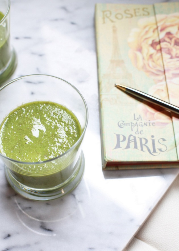 Detox Smoothie | Posh Little Designs
