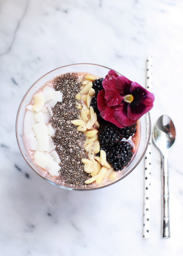 Posh Smoothie Bowls | Posh Little Designs