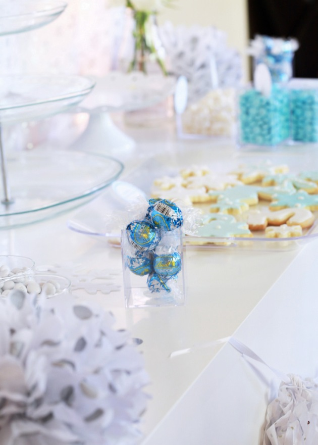 Frozen 3rd Birthday | Posh Little Designs