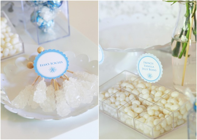 Frozen 3rd Birthday | Posh Little Designs